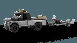 ATV Race Team SUV (60148)