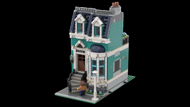 Bookshop - Apartment Section (10270)