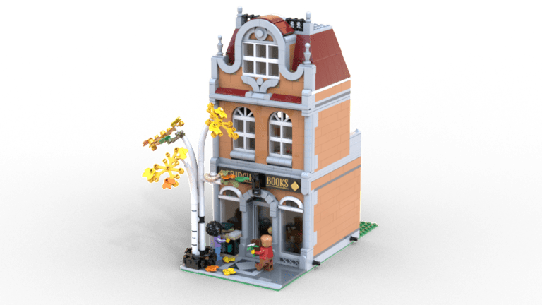 Bookshop - Shop Section (10270)