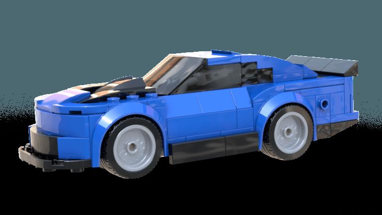 Chevrolet Comaro ZL1 Race Car (75891)