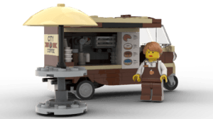 City Coffee Cart