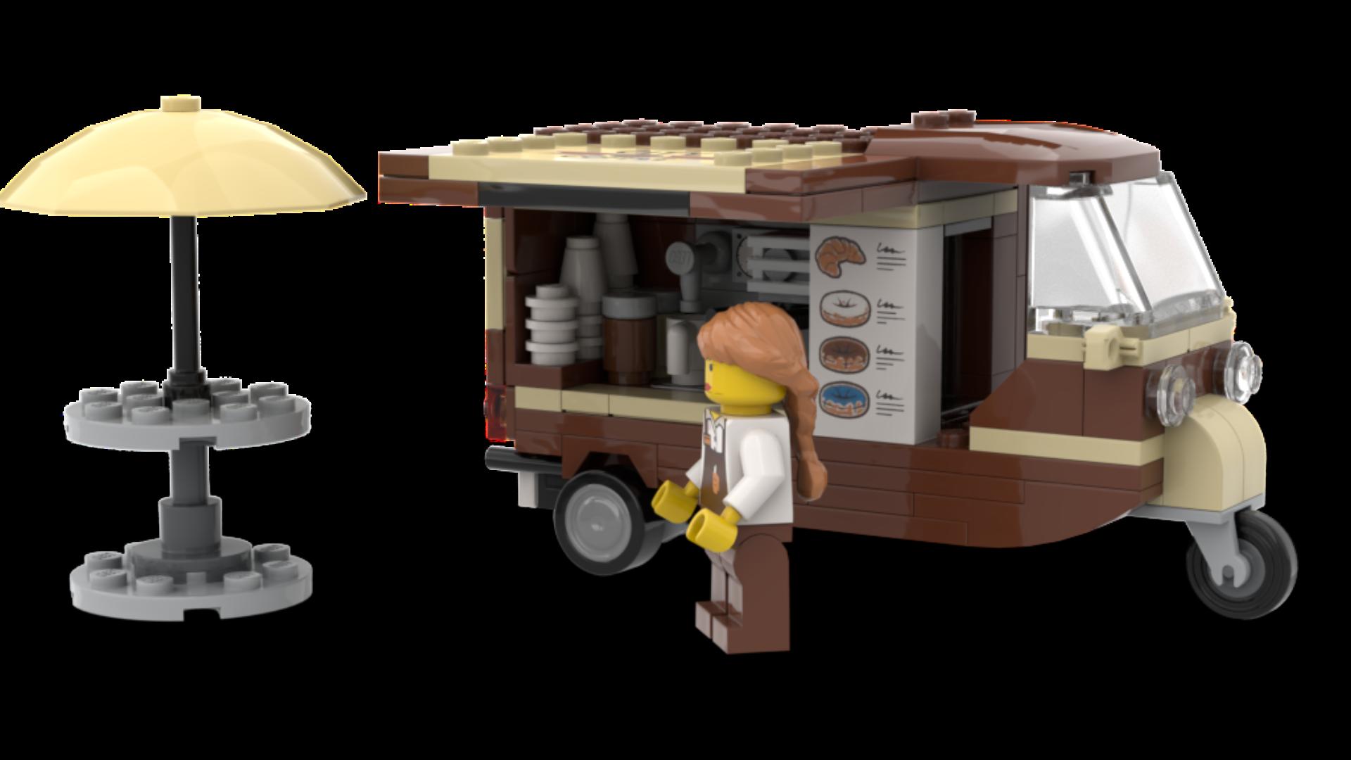 City Coffee Cart