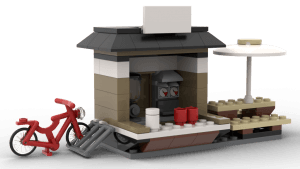 City Square Coffee Stand (60097)