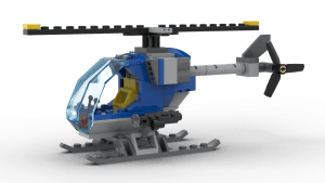 City Square Helicopter (60097)