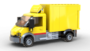 City Square LEGO Truck (60097)