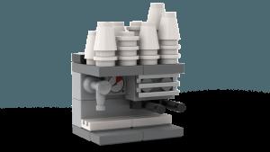 Coffee - Cappuccino Machine (Medium)