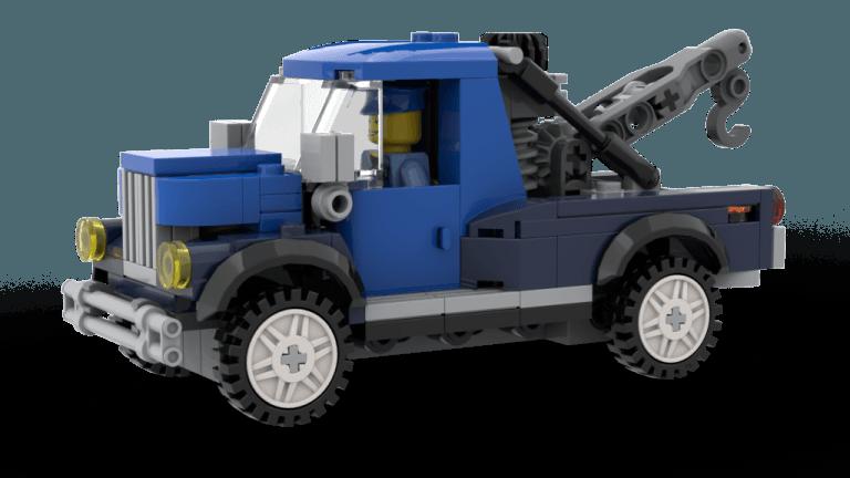 Corner Garage Tow Truck (10264)