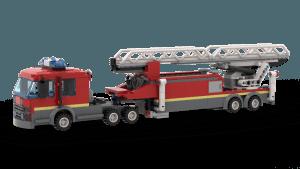 Downtown Fire Brigade Fire Truck (60216)