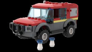 Fire Truck (60215)
