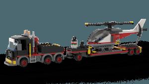 Heavy Cargo Transport (60183)