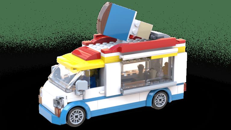 Ice-Cream Truck (60253)