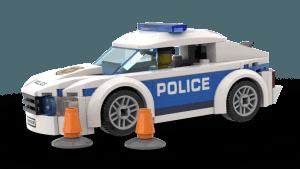 Police Patrol Car (60239)