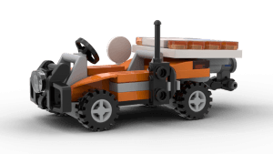 Road Worker polybag (30357)