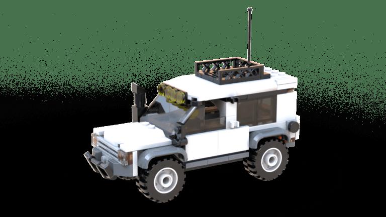 Safari Off-Roader (60267)