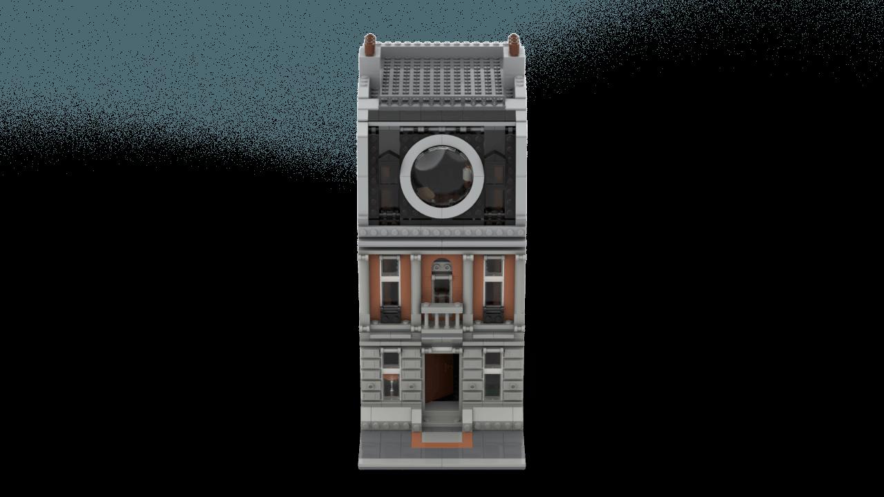 Sanctum Sanctorum v1 - Facade