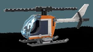 Ski Resort Helicopter (60203)