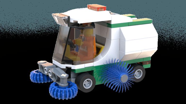 Street Sweeper (60249)