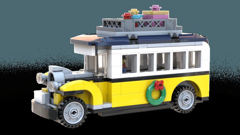 Winter Village Station Bus (10259)